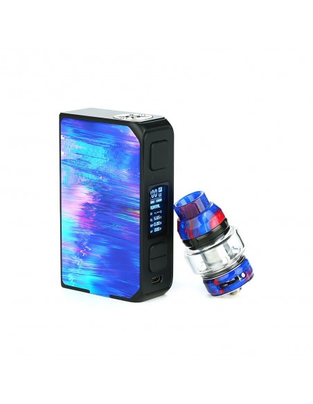 CoilART LUX 200 TC Kit with LUX Mesh Tank 27