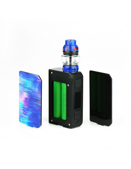 CoilART LUX 200 TC Kit with LUX Mesh Tank 31