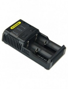 Nitecore Intellicharger SC2 2-slot Charger 0