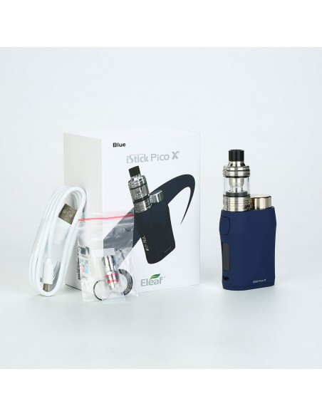Eleaf iStick Pico X 75W TC Kit with Melo 4 Atomizer 36
