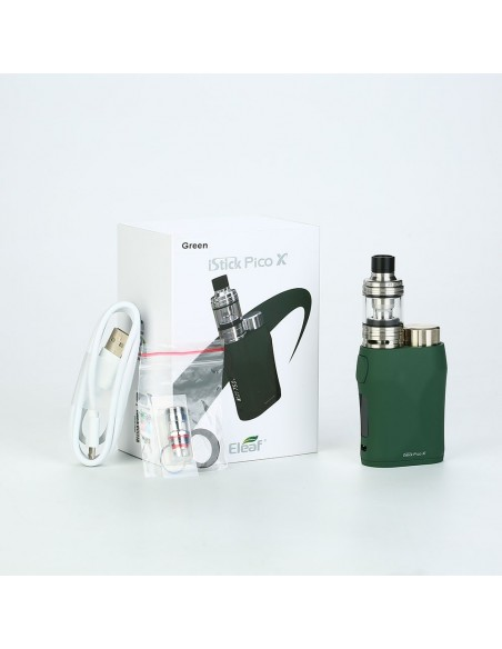 Eleaf iStick Pico X 75W TC Kit with Melo 4 Atomizer 37