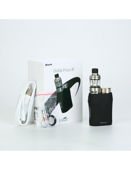 Eleaf iStick Pico X 75W TC Kit with Melo 4 Atomizer 38