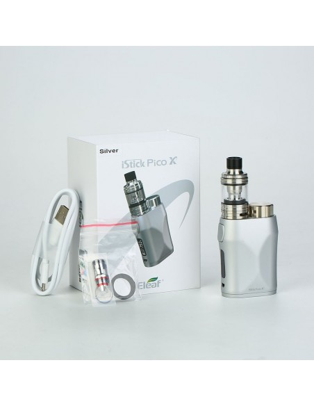 Eleaf iStick Pico X 75W TC Kit with Melo 4 Atomizer 40