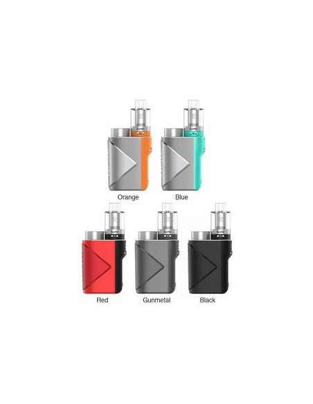 Geekvape Lucid 80W TC Kit with Lumi 0