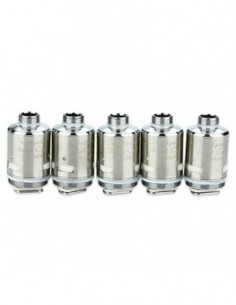 Unicig Replacement Coil for Indulgence MuTank 5pcs 0