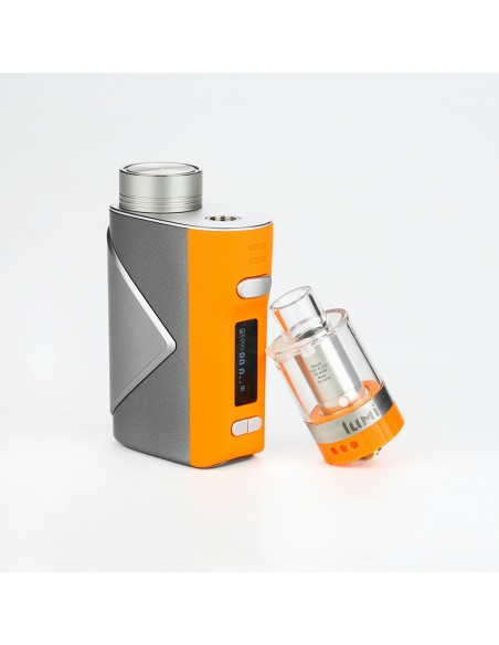 Geekvape Lucid 80W TC Kit with Lumi 18