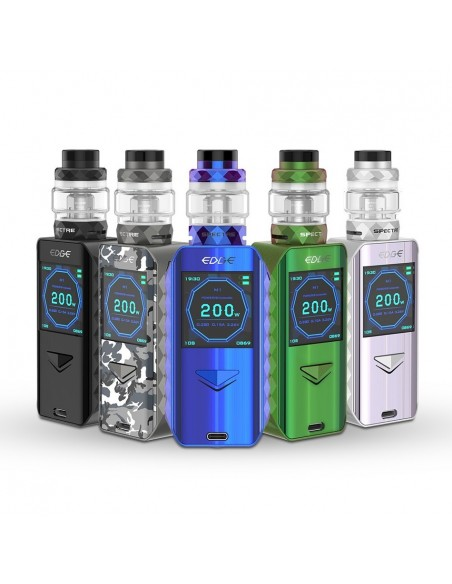 Digiflavor Edge 200W TC Kit with Spectre 23
