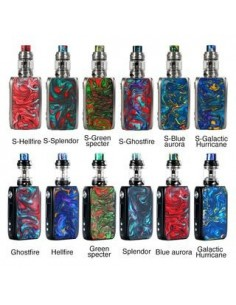 IJOY Shogun Univ 180W TC Kit with Katana Tank 0