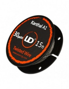 UD Atomizer DIY Twisted Wire (KA1 30GAx4) 15ft 0