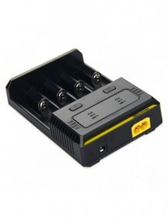 Nitecore Intellicharger New I4 Li-ion/NiMH Battery 4-slot Charger 0