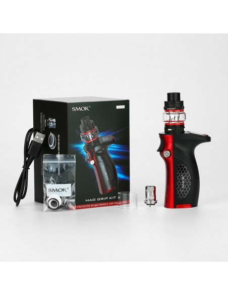 SMOK Mag Grip 100W TC Kit with TFV8 Baby V2 17