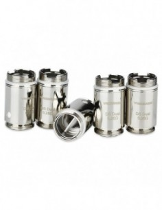 Wismec DS Dual Atomizer Head for ORMA/Motiv 5pcs 0