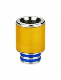 Arctic Dolphin Resin Drip Tip 0
