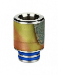 Arctic Dolphin Stabilized Wood Mouthpiece 0