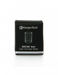 Kangertech Subtank Nano Replacement Glass Tube 3ml 1