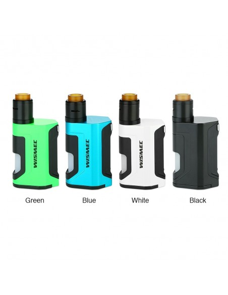 WISMEC Luxotic DF Box 200W TC Kit with Guillotine V2 0