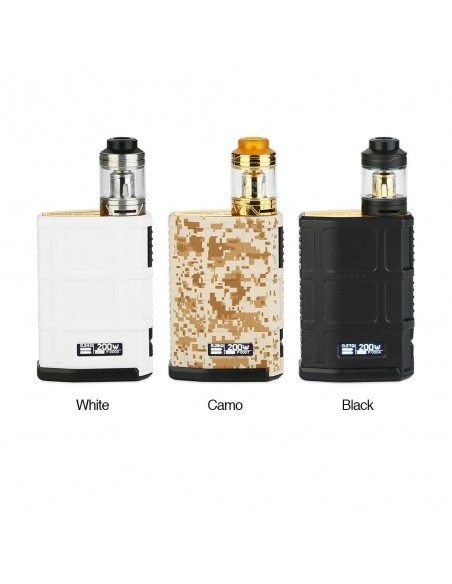 Cool Vapor MADPUL 200W VW Kit with LAVA Tank 0