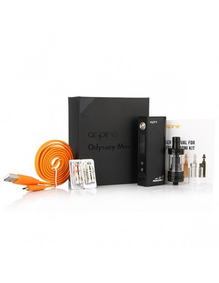Aspire Odyssey Mini 50W TC Kit 11