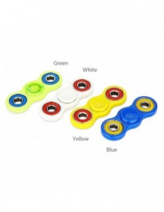 ABS Bat EDC Hand Spinner with Two Spins 0