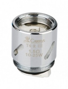 CARRYS Replacement Coil for T4-R/T4-R Baby 5pcs 0