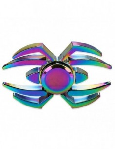 Spider Hand Spinner Fidget Toy 0