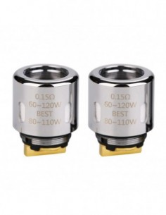 UD Zephyrus V3 Octuple Replacement Coil 2pcs 0