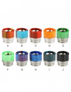 Resin Drip Tip for TFV8 5pcs 0217 0