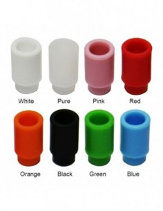 Silicone Mouthpiece for 510 Atomizer 0