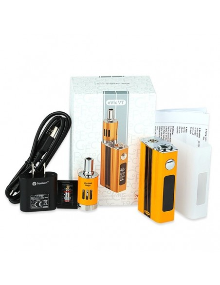 Joyetech eVic-VT VW Full Kit 5000mAh 12