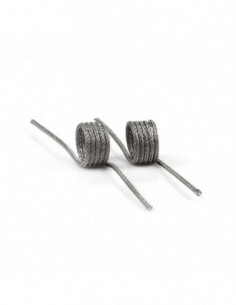 Vapefly Ni80 Pre-built Coil for Galaxies RDA 2pcs 0