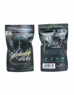 BomberTech Wicked Wicks Premium Cotton Wicks 1