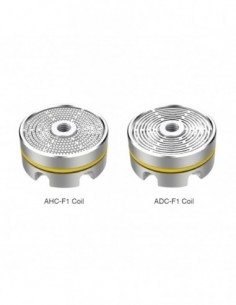 Ample Replacement AHC/ADC Coil for Mace Tank 3pcs 0