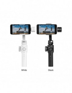Zhiyun Smooth 4 3-Axis Handhelp Gimbal Stabilizer for Smartphone 4000mAh 0