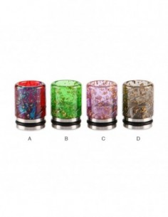 Sequins Resin 810 Drip Tip 0304 0
