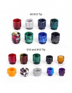 Aleader 510 and 810 Drip Tip 0