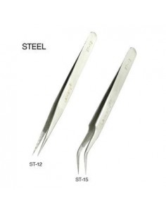 E-cig DIY Multi-functional Cross Lock Tweezers 0