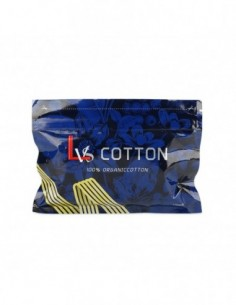 Lvs Vape Combed Cotton 10pcs 0