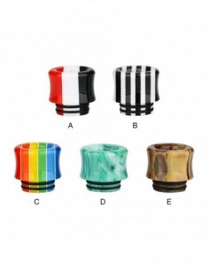 New Resin 810 Drip Tip 0317 0