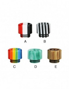 New Resin 810 Drip Tip 0318 0