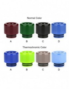 Resin Thermochromic 810 Drip Tip 0322 0