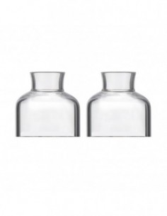 Steam Crave Glaz RDSA Glass Top Cap 2pcs 0