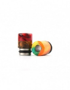 Sailing SS Epoxy Resin 510 Drip Tip Short Edition SL104 1