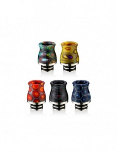 Sailing SS Epoxy Resin 510 Drip Tip SL228 0