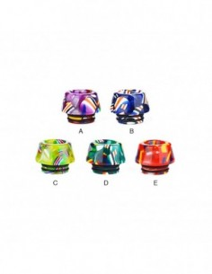 New Resin National Flag 810 Drip Tip 0330 0