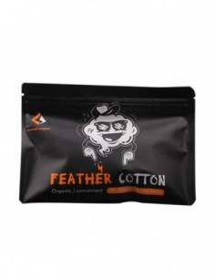 Geekvape Squares of Feather Organic Cotton 20pcs 0