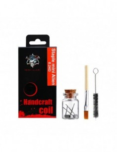 Demon Killer Staple Mini Alien Coil 2pcs 0