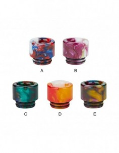 New Resin 810 Drip Tip 0335 0