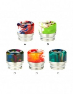 New Resin 810 Drip Tip 0343 0
