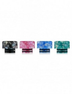 Sailing Color Changing Epoxy Resin 810 Drip Tip for TFV8/TFV12 SL208 0
