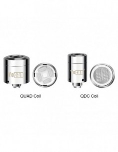 Yocan Loaded Coil 5pcs 0